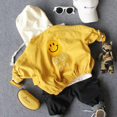 【Mr. Soar】 H455 秋季新款 韓國style童裝男童連帽牛仔外套 現貨