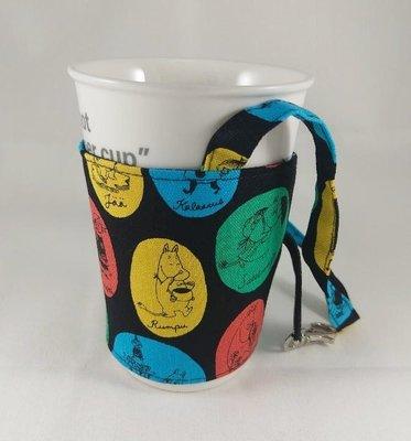 環保杯套【嚕嚕咪】送禮、生日小物、婚禮拌手小禮物