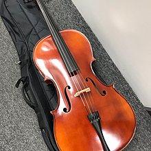 Rock + Music (沙田) Roweller 1/2 大提琴 連 袋、弓及松香Cello with Bag,Bow & Rosin 只售 800元