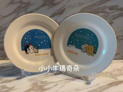 ~賣家收藏~小小牛瑪奇朵~日本MisterDonut35週年 & Pingu企鵝家族25週年紀念盤組