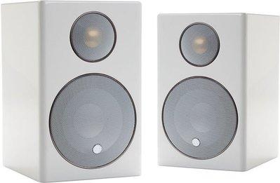 ~拍譜音響~英國喇叭 Monitor audio Radius R90HD 亮面鋼琴烤漆喇叭,黑白兩色.