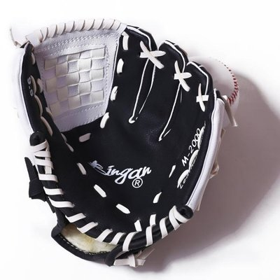 YEAHSHOP 棒球手套9寸 10寸 11寸 壘球手套 兒童少年青年大人訓練投手全款Y185