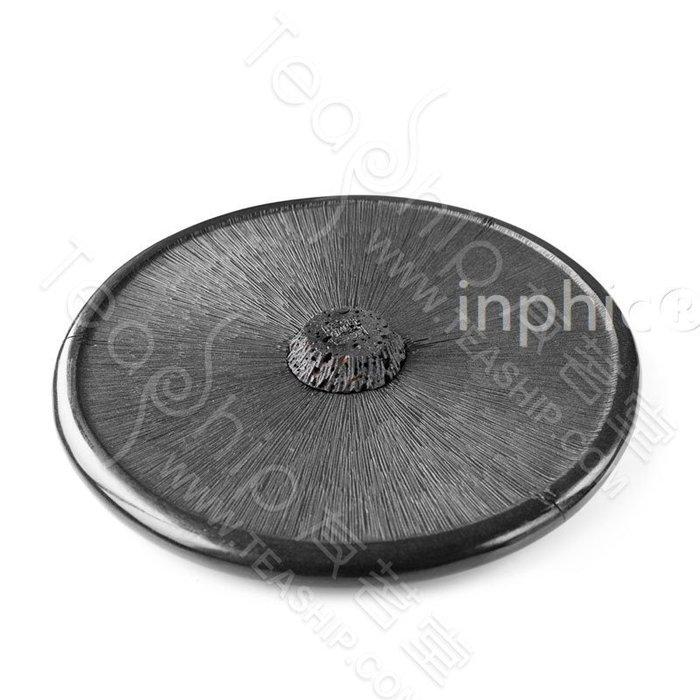 INPHIC-衡連 茶盤 功夫茶 烏金石茶盤 反面靈芝 茶盤