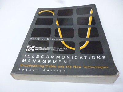買滿500免運 / 崇倫《Telecommunications Management: Broadcasting/Cab