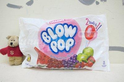 【Sunny Buy】◎預購◎Charm Blow Pop 水果口味口香糖夾心棒棒糖 294g