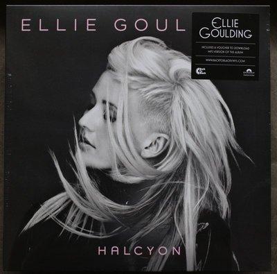 全新歐版黑膠- 艾麗高登 / 翠鳥 Ellie Goulding / Halcyon