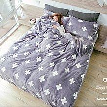 【OLIVIA 】法蘭絨兩用被毯床包組-雙人尺寸 [七款品牌獨家款] 秋冬獨家限定款