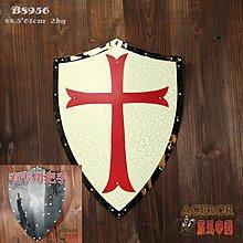 金屬鐵藝工藝禮品仿古裝飾盾牌咖啡館擺設中世紀騎士盾牌