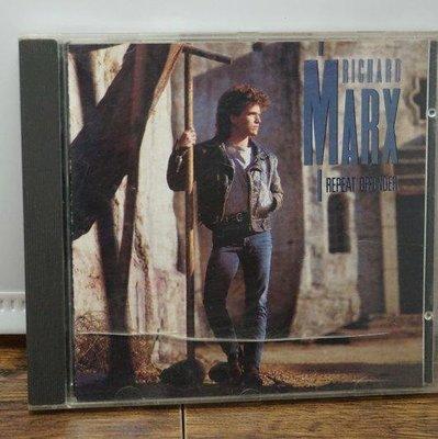 流行音樂/Repeat Offender/Richard Marx/二手CD