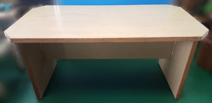 【宏品二手家具館】全新中古家具家電出清 C41902*木色會議桌* 各式辦公鐵櫃/文件櫃/電腦桌/活動櫃優惠特價