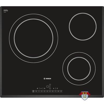 【龍城廚具生活館】【不賣】【已停產】Bosch博世PKK651F17E電陶爐(基本安裝)免運費