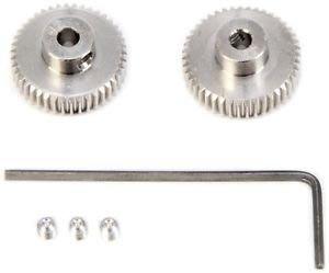 04 Pinion Gear 0.4M馬達齒 44T/45T[53422]