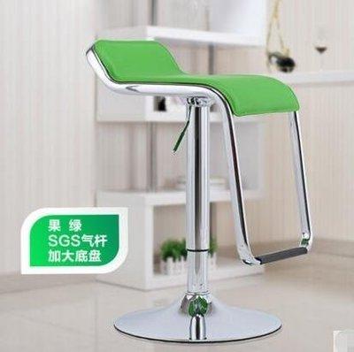 竹璟酒吧椅吧台椅升降吧台凳吧凳前台收銀高腳椅子時尚簡約升降椅4(主圖款)