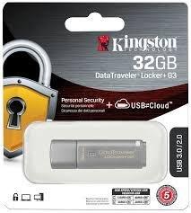 【全新含稅附發票】Kingston 金士頓 DTLPG3 Locker+ 32G 32GB 鐵灰色 隨身碟