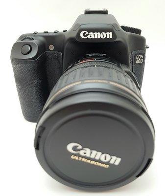 @佳鑫相機@(中古託售品)CANON EOS-40D+28-135/3.5-5.6 IS單眼相機套組