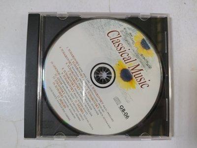 昀嫣音樂(CD15)  Classical Music   片況良好