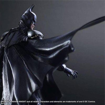~~【PLAY ARTS改】DC英雄 阿甘騎士 蝙蝠俠 BATMAN