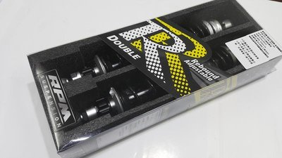 RPM RR 組尼可調款 後叉 後避震器 本田 HONDA CC CC110 CUB 110 CUB110 370 mm
