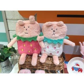 哈哈日貨小鋪~日本 代購 CRAFTHOLIC 宇宙人 福岡 限定 草莓娃娃 布偶 玩偶(大尺寸)