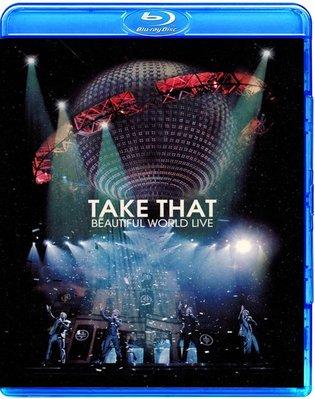 Take That Beautiful World Live 演唱會 (藍光BD50)@XI31227