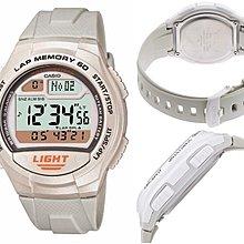 日本正版 CASIO 卡西歐 SPORTS GEAR W-734J-7AJF 手錶 男錶 日本代購