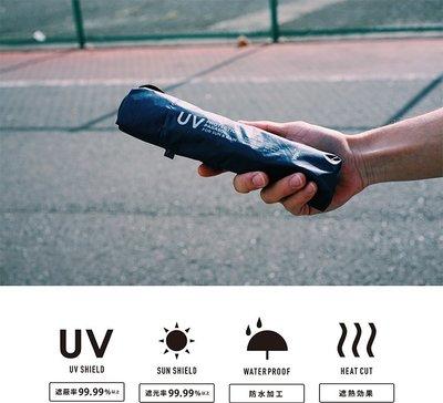 ♪♫ 日本專櫃 w.p.c 折傘 晴雨兼用 ☰ UNISEX ░PARASOL 遮光生地 日傘 遮光率99以上░