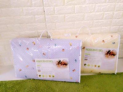 *北鼻良品* 台灣製造 嬰兒 蜂巢式 透氣 100%天然乳膠 床墊 嬰兒床、搖籃、搖床、通用M號