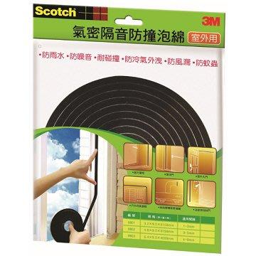 3M Scotch 室外用氣密隔音防撞泡棉 8803