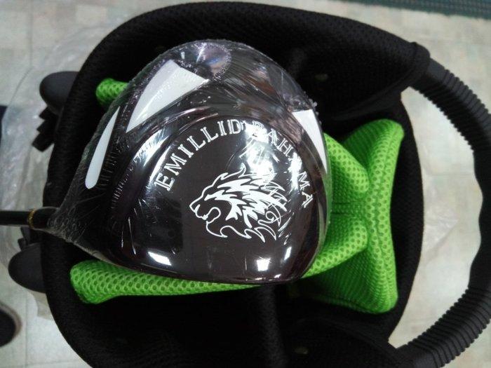 (狗夫小舖)EMILLIDE BAHAMA GOLFエミリッドバハマDC球頭+MARUMAN EXIM桿身(45.5男/右)