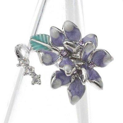高質感 精美巧思設計戒指   三款可選: 花朵/鳥與花/瓢蟲與      購買時請註明哪一款