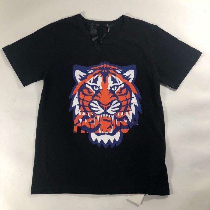 全新商品 VLONE 19SS Detroit TEE POP-UP Tiger 老虎 虎紋 短袖 TEE