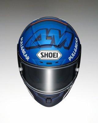 (預購中)  SHOEI X-Fourteen Alex Márquez AM73  X-14 彩繪消光 頂級 安全帽