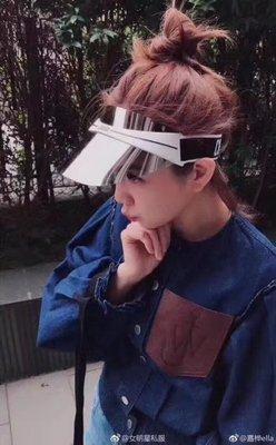 Dior Visors 遮陽帽 粉紅