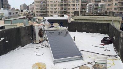 三久太陽能電熱水器 TOP 128 安裝 另~茂旭 soyal ar-727h 磁力鎖 門禁 電子鎖 陽極鎖 停車場柵欄機 老羅工程