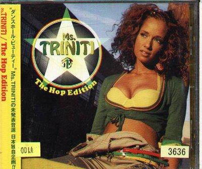 K - Ms.Triniti - The Hop Edition - 日版