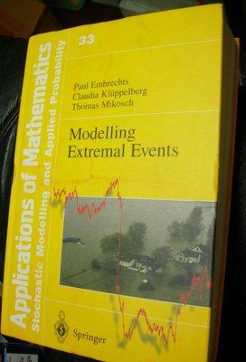 Modelling Extremal Events金融保險風險模型 Embrechts z4