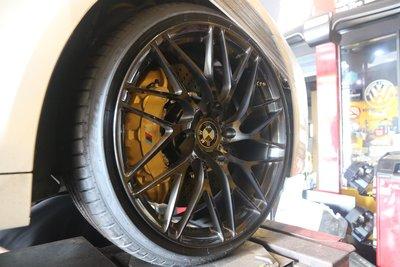Vertini VS系列鍛造鋁圈~19~20吋 BMW F10 F11 F06 535 528 640 650 車系使用