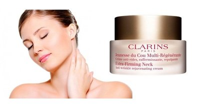 Clarins Extra Firming Neck Cream 50 ml 煥顏緊緻頸霜 #108610