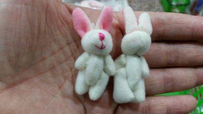 可愛5.5公分日本小兔