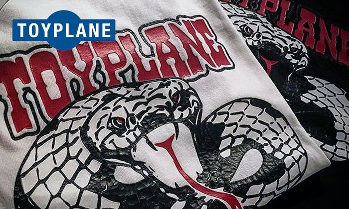 GOODFORIT / 日本TOYPLANE SIDEWINDER T-Shirt響尾蛇號導彈主題上衣/黑S