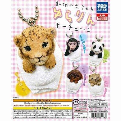 【扭蛋屋】動物小BABY造型吊飾  《全5款》