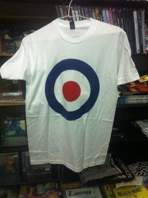 全新進口T恤 The Mods Who Oasis Blur Target size S