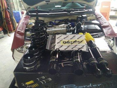 VW 全車系 BORA GOLF 避震器 D2 DGR YELLOW BC 新北市