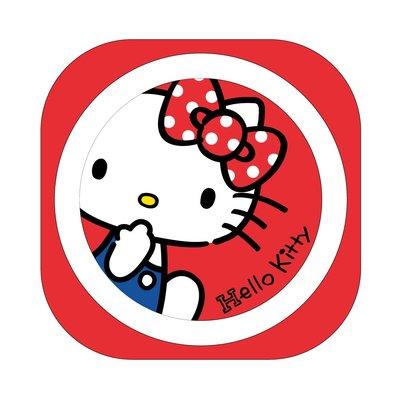 【全新含稅】Sanrio i8迷你無線充電板-Hello Kitty(害羞)