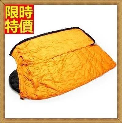 睡袋 單人睡袋 快速收納-250g羽絨可拼接戶外露營防水登山用品2色71q11【獨家進口】【米蘭精品】