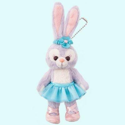 日本東京海洋迪士尼樂園達菲Duffy新朋友 Stella Lou史黛拉兔芭蕾兔站姿