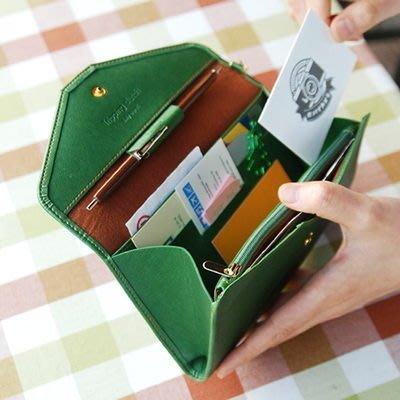 ❅PAVEE❅ 韓國plepic~ Tripping Clutch ver.2 迷人假期 輕軟護照手機收納包