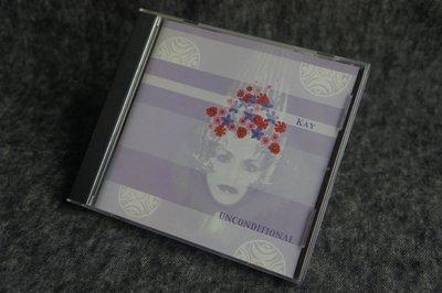 CD / Kay - Unconditional - 真愛聖徒 / 凱林區