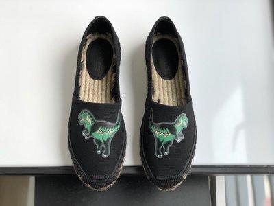 美國大媽代購 COACH 寇馳  新款恐龍漁夫鞋 款式1 休閒女鞋 原裝正品 美國代購