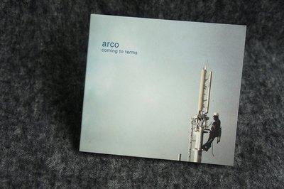 [CD]  arco - coming to terms / 絃樂之聲合唱團 - 平衡